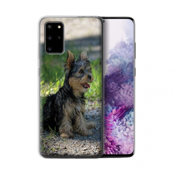yorkshire terrier tpu case