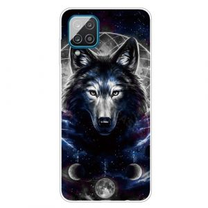 Mystic Wolf Soft Phone Case For Samsung