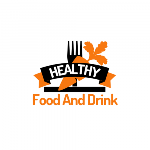 Healthy Food and Drink logo