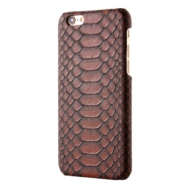 Snake Skin Mobile Phone Case For iPhone